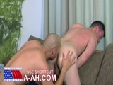 Gay Porn from AllAmericanHeroes - Infantry-Specialist-Marco-And--Senior-Airman-Zach