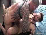 Marc Angelo and Sam Black