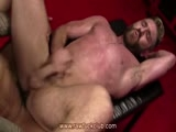 gay porn Raw Muscle Fuckers || Who needs foreplay when Euro Stud Geoff Pain has Joe Gunns nice ass to breed.  Geoff dives right in spearing Joe with his thick white cock before Joe decides he wants to breed some ass too.  These two pigs flip-flop fuck each other and both go home with a load in their ass.
