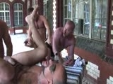 Gay Porn from RawAndRough - Fisting-Euro-Piss-Pigs