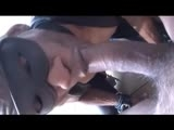 gay sex porn Back To Black || This Hot Little Black Submissive From San Francisco Was Just Begging to Try Roy's Cock on for Size.
