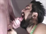 Straight Dude Cums In Mouth! ||