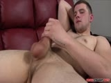 "gay porn Lucas Shows Off - Part || The cameraman suggests Lucasthink on his cougar fantasy and that does the trick. He eventually closes his eyes and the hand motion picks up speed. He moans ""fuck"" and busts a nut that covers his shaft in nectar."