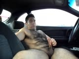 gay porn Jacking Off In My Car Again || Love Jacking Off In My Car.