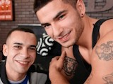gay porn Vadim Black And Justin || Justin Riggs and Vadim Black get nasty in this super sexy update. These boys like it a little rough, so you know it'll stay hot from start to finish!