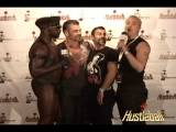 Bruno Bond & Steve Cruz Interview @ HustlaBall London 09