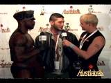 Johnny Hazzard Interview @ HustlaBall London '09