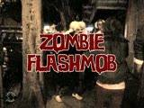 Zombie Flashmob || 