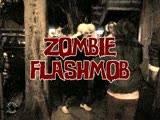 Zombie Flashmob ||