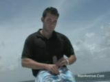 Chris Grand - new guy to ManAvenue - gets naked on the boat and strokes his pretty impressive dick - Check out his full downloadable vid (WMV and iPOD)...
