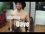 "We ran in Dave on the street a few weeks back. When we asked how he was doing the first thing he mentioned that he was really horny, he was going through a ""dry spell"". His balls were full and was in desperate need of blow job. Dave was ready, we mean really ready to let a guy suck him off again. At first he didn't was to go through the filming process, because he thought it was be too complicated, as he just wanted to blow his load plain and simple. Sergio understood where Dave was coming from and we stayed out the way and let things unfold naturally. Sergio delivered the exact blowjob Dave needed; deep and wet, no muss no fuss! Dave was so relieved to have his balls drained by such an expert cock"