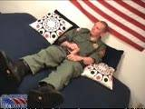 Gay Porn from AllAmericanHeroes - Officer-Tristan