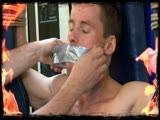 Gay Porn from TheCastingRoom - Gym-Buddy-Abused