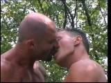 What starts out as two Italians kissing in a field as their bulging briefs rub up against each other quickly turns into an all-out fuck fest! Doing it outdoors, when the weather is warm, lets you feel strange sensations and gets your senses excited! Hot Italian gays in hot outdoor action!