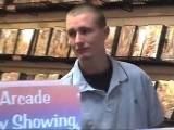 "If you've ever been to an Adult Bookstore Arcade, then these scenes will be very familiar to you. If you""ve only wondered what they are really like without ever going in, this video will give you a window. Straight guys, Gay guys, BI guys.....Curious guys. They all come into The Arcade. Some just want to pleasure themselves alone and watch movies, which is very cool. Others want to put on a show for others who are interested - even cooler. Some want to explore full on man to man sex...sucking, fucking, everything, which is the coolest of all! The Arcade shows all this, and more..with full on glory hole act"