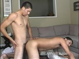 This two nude hot latinos fucking and sucking, big latino vergas. with hot dripping cum.