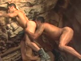 gay porn Full Service || Blake Riley gets his ass rimmed and his cock sucked by to horny studs. Clip from All World Videos SHARP