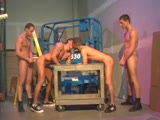 gay porn White Tops Latin Botto || The latin guys get bent over and fucked by two sexy white guys. Clip from All Worlds Video SHARP.