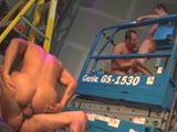 gay porn Paired Off || Tommy Blade bounces on the Jason Longh's cock. Clip from All Worlds Video SHARP.