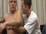 Dirty movie sample of hot men in raw bareback fucking action. See them skin to skin anal fucking feeding and stroking gay tight hole bareback fucking scene.