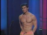 Hottie Travis Vulich from Are You Hot?.