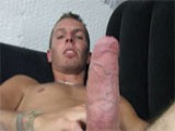 Gay Porn from WankOffWorld - Young-But-Wrinkled-Dick