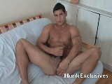 Diego is a straight muscle hunk that is exclusive, get his full HD movie and hundreds more HD exclusive full movies now at HunkExclusives