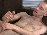 gay porn Hairy Chest, Big Cock! || You know, there are some guys that just seem to ooze sex and sex appeal and Lincoln is a shining example! Sure, he's a very fit man who has hair in all the right places, a trim and toned body and the dirtiest nature I have come across in a while, but I think it's something to do with his rather large uncut cock that has captivated me ;-) Yes, OK, it's yet another big knob on BLAKEMASON but then that's what I love about men the most! Lincoln's dick is outstanding - it's large when soft and massive when hard so that makes him a &quot;shower and a grower&quot;! Perfectly formed, it hangs down low when soft and stands tall when throbbing and hard - and I bet it tastes absolutely delicious too. This fella sure knows he's got a special gift but he just takes it in his stride, too cool to show himself off and too confident to shy away. He really, really knows how to push a guy's buttons without muttering a single word :-) So, with the uber cool Lincoln casually perched on the edge of the sofa we have a short chat about life before he peels away his shirt revealing his lovely hairy chest. Next he pulls off his jeans to show off his full package, then drops his boxers and a very heavy cock falls freely which Lincoln sets about playing with! This guy has one very hot wank, slowly at first working himself up, but when he gets going he ramps things into overdrive and come the end we have one very hot, sweaty and spunk-covered Lincoln ;-)
