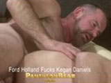 gay porn Ford Holland And Kegan || Our Master Plumber Ford works hard, and any man who works as hard as he does deserves a willing, obedient boy like Kegan to take care of him. Ford is still riled up from all the on-the-job training he's been giving so he gives his furry cub a call and Kegan jumps in the shower to prepare. They move to Kegan's bed where they spend a long afternoon kissing, sucking, and enjoying the heck out of each other. This hot sex-in-the-afternoon scene is from our DVD Bear Plumbing Inc., available at our online store.
