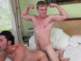 gay porn From Straight To Cock Sucker || To be honest with you guys I can really care less if my roommate has a girlfriend. I was so horny one night I had to sneak into his room and pop a hot load over that cute boys face! He didn't even seem to fight it, he actually told me he had the best sex he's had in years!...<br />