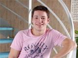 Gay Porn Video from WankOffWorld - Lukas-Big-Foreskin