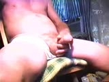 Gay Porn from bonedup1955 - Me-Cumming