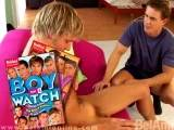 "Bel Ami`s award-winning ""101 Men"" series are the best selling solo videos in the history of adult entertainment. ""Boywatch"" picks up where ""101 Men"" left off, presenting choice specimens from our ongoing search for the most desirable young men in the world. This first edition of ""Boywatch"" features a total of 30 stud-pups. The ten whom George Duroy considers to have the best chance of going on to Bel Ami stardom were specially filmed by Marty Stevens, in conjunction with a photo shoot. The remaining twenty, filmed by Marty`s assistants, are included exactly as they were first shown"