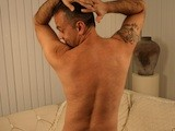 gay porn Johnny's Solo || DaddyAction favorite Johnny Miles is a cute daddy with a sexy hairy ass and a gorgeous BIG cock. I get some great shots of Johnny stroking, rubbing, and teasing me with his dick.