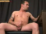 Gay Porn from TheCastingRoom - Tattooed-Hunk-Daniel
