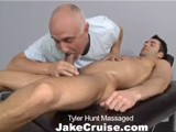 Gay Porn from jakecruise - Tyler-Hunt-Massaged