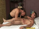gay porn Nick Moretti Visits Causa || Porn superstar, Nick Moretti, stopped by the Club Amateur USA studios recently and received an erotic massage from Chad Brock. Watch the passionate kissing, hot blowjob, and rub and tug that follows...