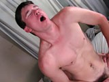 gay porn Men Cum First || William's roommate is all depressed because his girl just broke up with him. Now all he does is lay in bed just wasting his day aways. William as a good friend goes up and gives him a little relief. He starts playing with his balls.......<br />