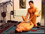 Gay Porn from mountequinox - Pool-Table-Fuck-Pt-4