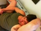 Levi Rizer Armpit Sniff Cum ! ||