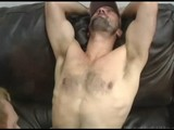 gay porn Blowing Beau || Meet Beau! He is a hairy muscular coach who loves to get head from whoever wants to suck him off. It can be a girl, guy or even a tranny, as long as the job is done well. Ben set out to do the best job he could deliver. He sucked and slurped on Beau's hard cock and Beau was loving every minute of it. When Beau sat on the sofa, Ben got between his legs to finish off the job at hand. Ben worshiped that hard cock with such gusto, Beau was moaning and groaning. He was really enjoying the blowjob service session. When he was ready, Beau dropped his load and left with a smile on his face!