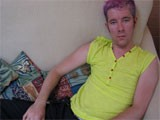 Gay Porn from WankOffWorld - Young-Punk-On-Show