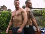 Gay Porn from englishlads - Str8-Mates-Bailey-Andy