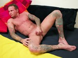 Gay Porn from dirtytony - Muscled-Tatted-Stud