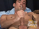 Huge cock Latin bottom