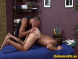 gay porn Micah Matthews Rimmed || Micah gets a tongue bath from our very sexy muscle hunk, Chad Brock. Chad also jerks his extremely stiff cock.