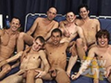 gay porn New Year's Orgy! || Each year ShowGuys welcomes in the New Year with an ORGY. This one, with a cast of seven plus a cameo, happened in 2007, and was one of the HOTTEST and most fun!!!