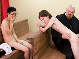 gay porn Blaise And Christian S || Twinks get Spanked by Father Wood in this Fetish movie