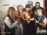 Red Carpet Interview with Robin Byrd and Mike Dreyden with Austin Wilde Tommy Defendi and Diesel Interview HB 2010 NYC. Hustlaball is the world's most hedonistic dance party. A World of Hustlers, Hookers, Pimps, streetwalkers, Flesh-Peddlers, Porn Stars and other scandalous Sorts.