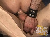 gay porn Rough Sex! || Austin Edwards and Robby Lopez like their sex down and dirty! Watch Austin feed Robby his own cum!